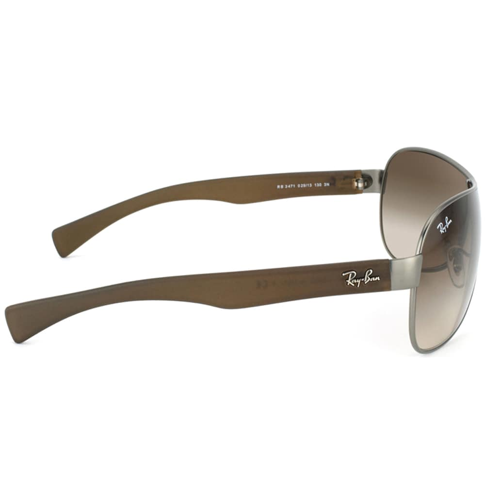 720487d2213 Shop Ray Ban Unisex  RB 3471 029 13  Shield Sunglasses - Free Shipping  Today - Overstock - 9573164