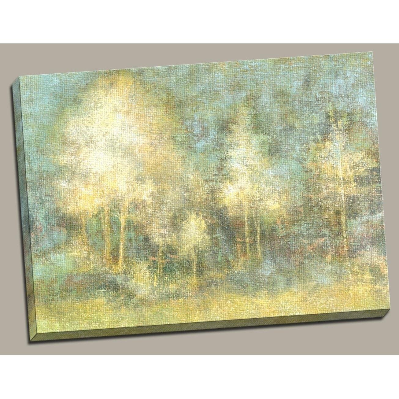 Portfolio Canvas Decor \'Woodland\' Large Framed Printed Canvas Wall ...