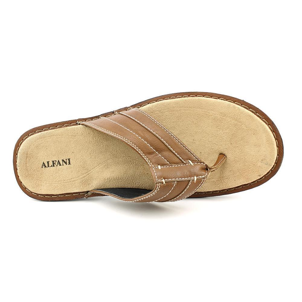 b8f4b4848c0 Shop Alfani Men's 'Bali' Man-Made Sandals - Free Shipping On Orders Over  $45 - Overstock - 9591575