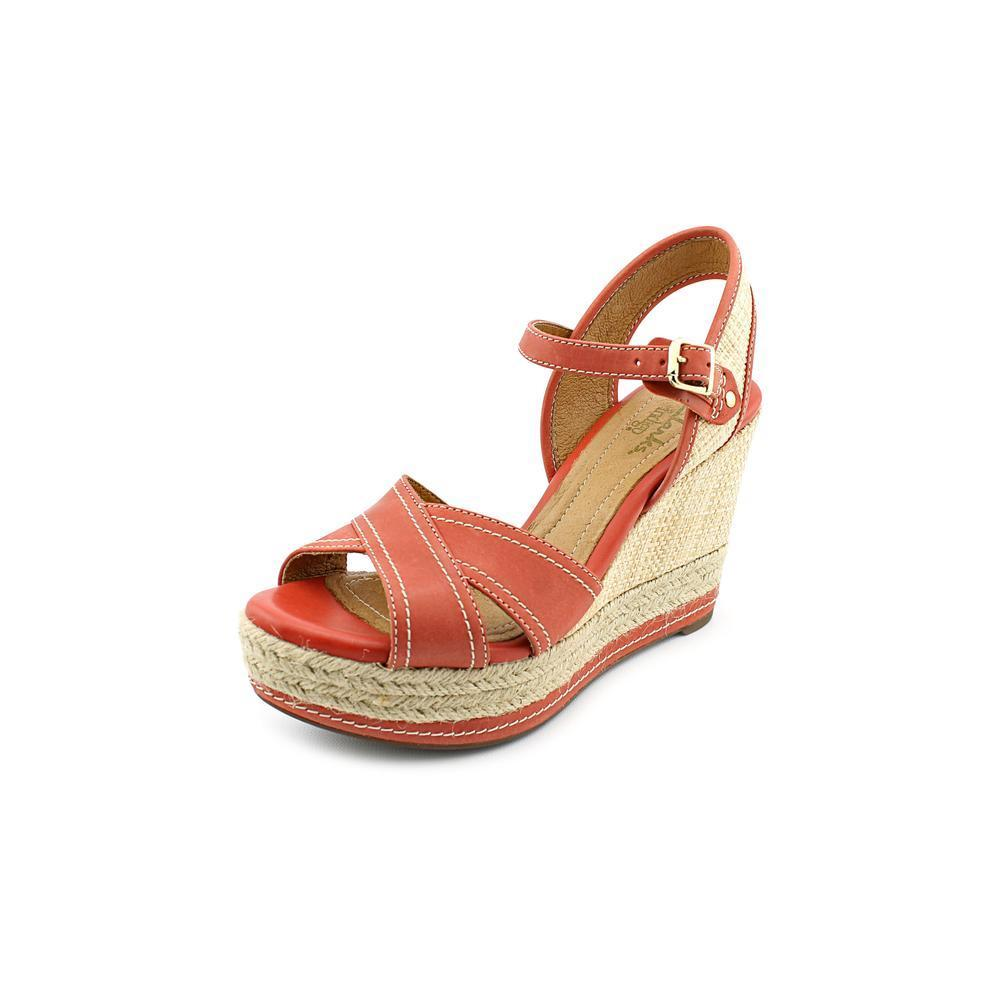 Shop Indigo By Clarks Women's 'Amelia Air' Leather Sandals - Free Shipping  Today - Overstock.com - 9593516