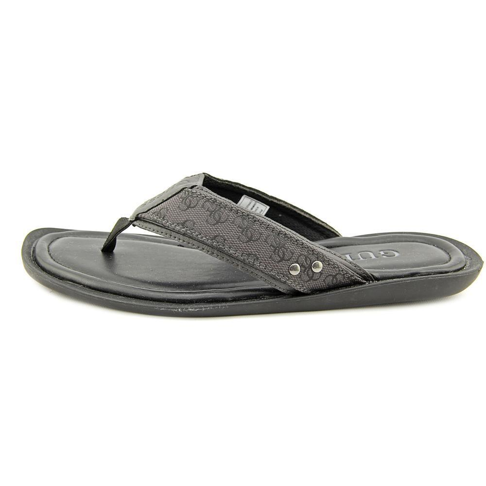 a5fb8e339fb3 Shop Guess Men s  Terrance  Basic Textile Sandals (Size 9 ) - Free Shipping  Today - Overstock - 9595025