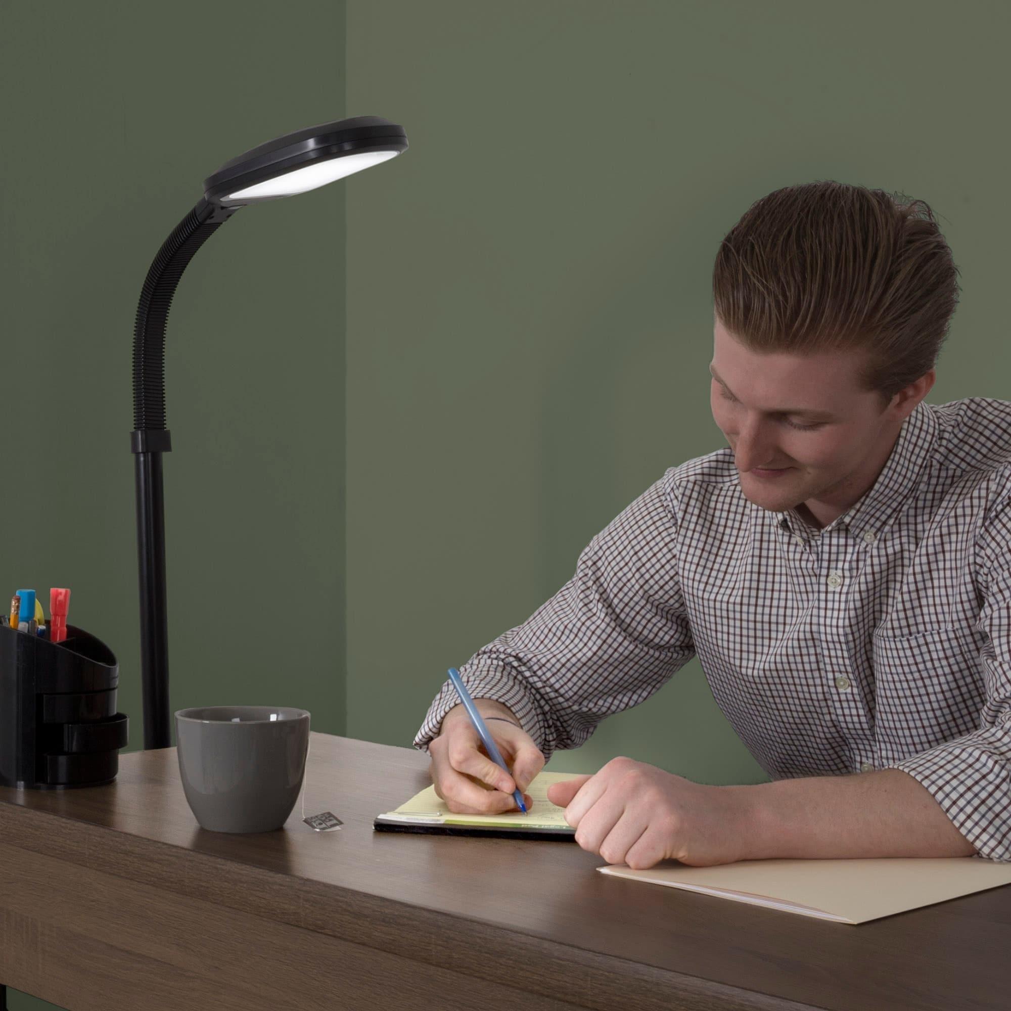 sunlight desk lamp natural full spectrum. Perfect Desk Sunlight Desk Lamp Natural Full Spectrum LED Natural Full Spectrum Sunlight  Therapy Reading Floor Lamp With Desk