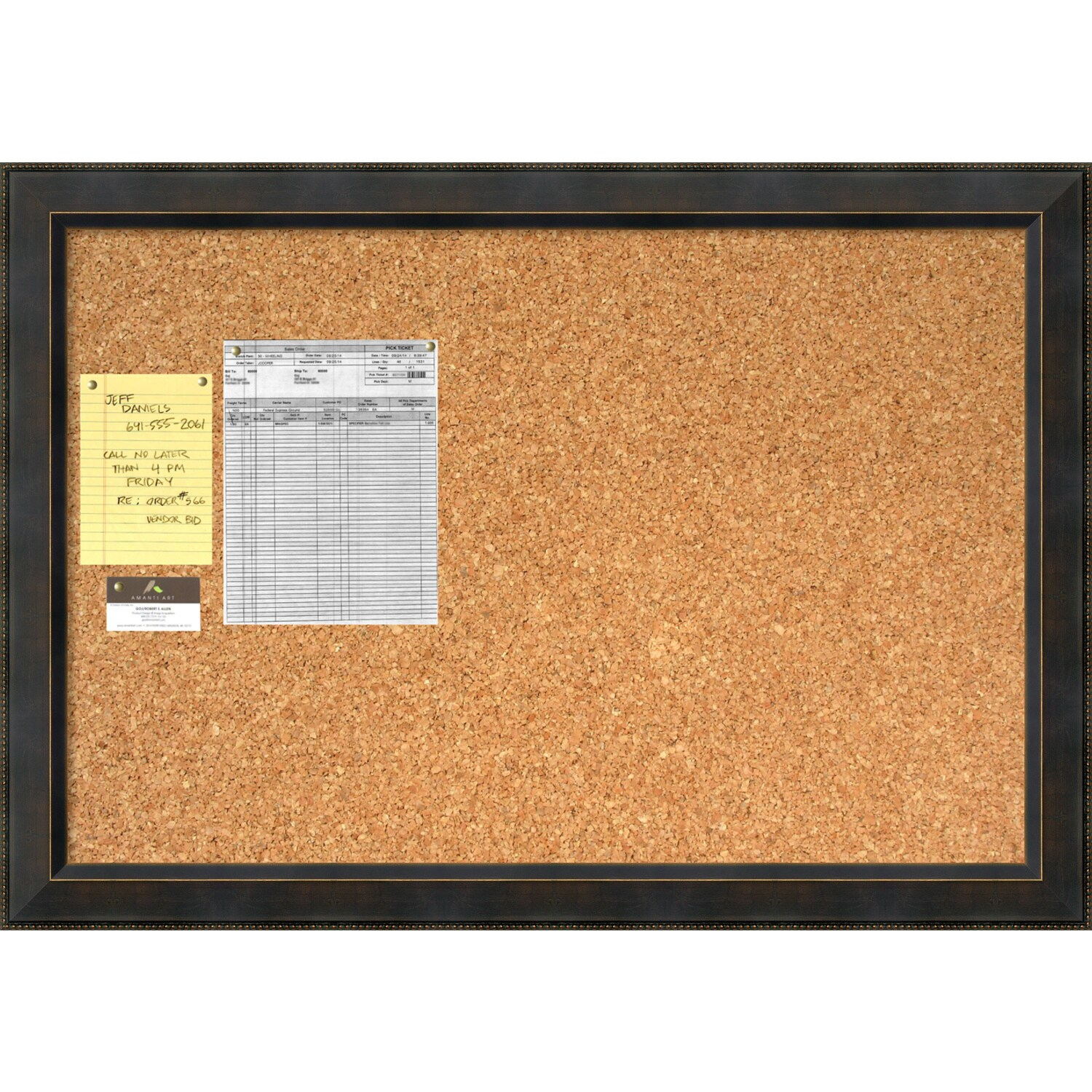Signore 40 x 28 large message cork boards free shipping today signore 40 x 28 large message cork boards free shipping today overstock 16803992 jeuxipadfo Gallery