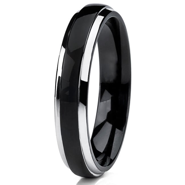 thin mens rings wedding band thumb collections stackable simple ideas tag