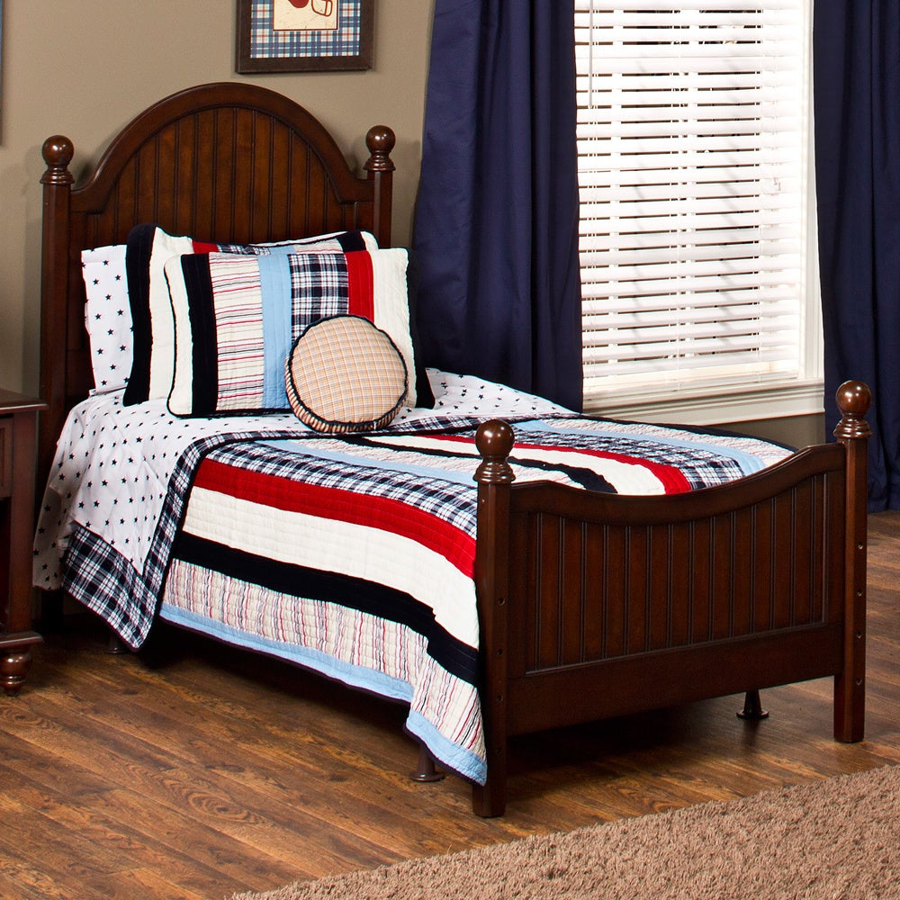 Shop Hillsdale Westfield Bed Set   Free Shipping Today   Overstock