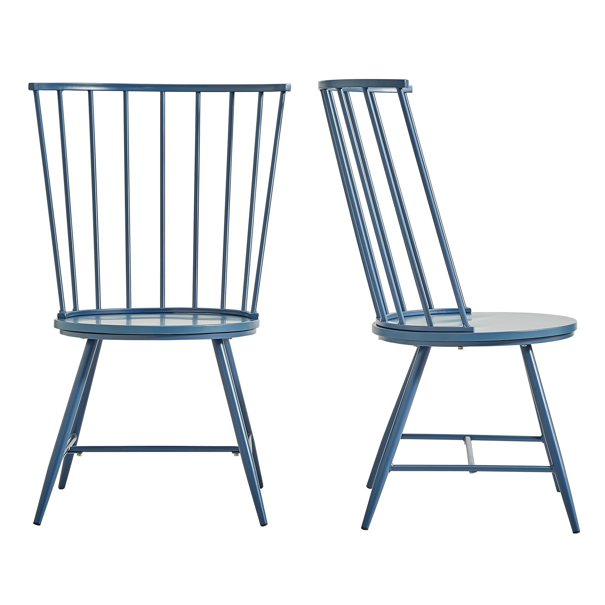 Truman High Back Windsor Clic Dining Chair Set Of 2 By Inspire Q Modern On Free Shipping Today 9620960