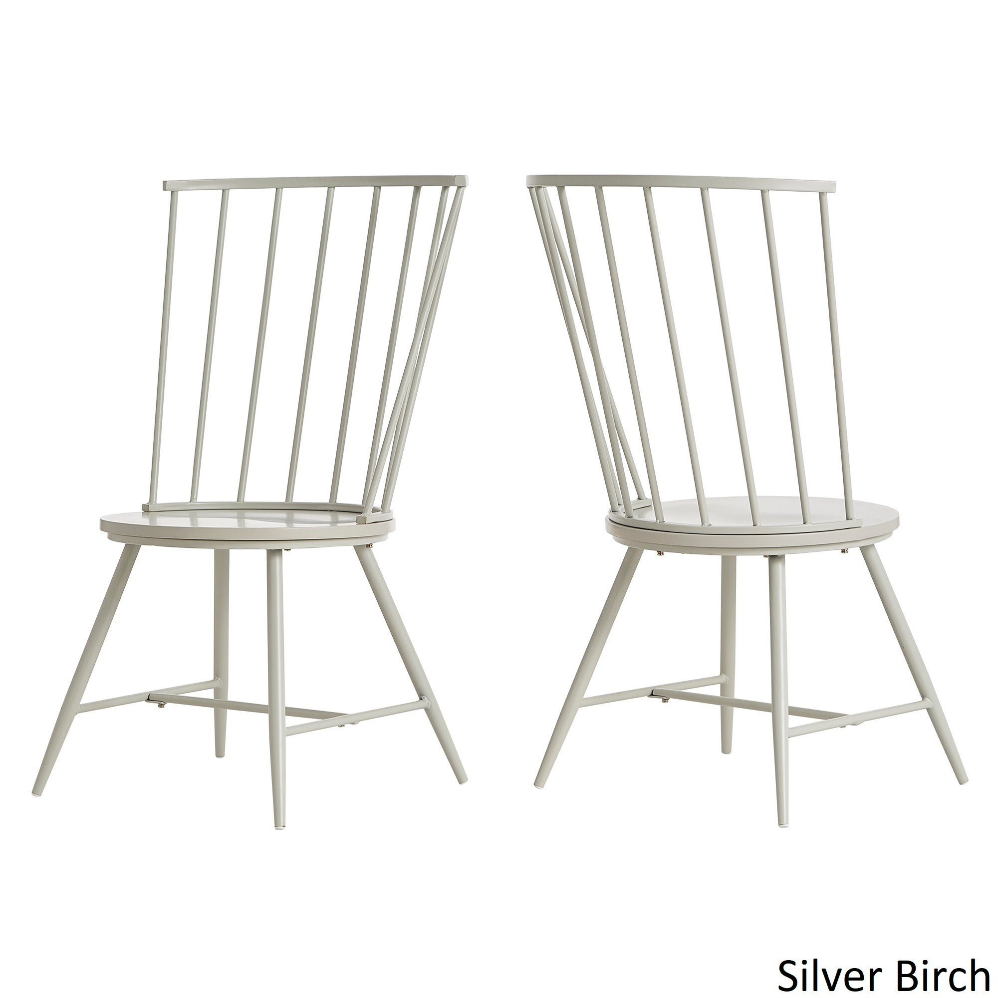Shop Truman High Back Windsor Classic Dining Chair Set Of 2 By