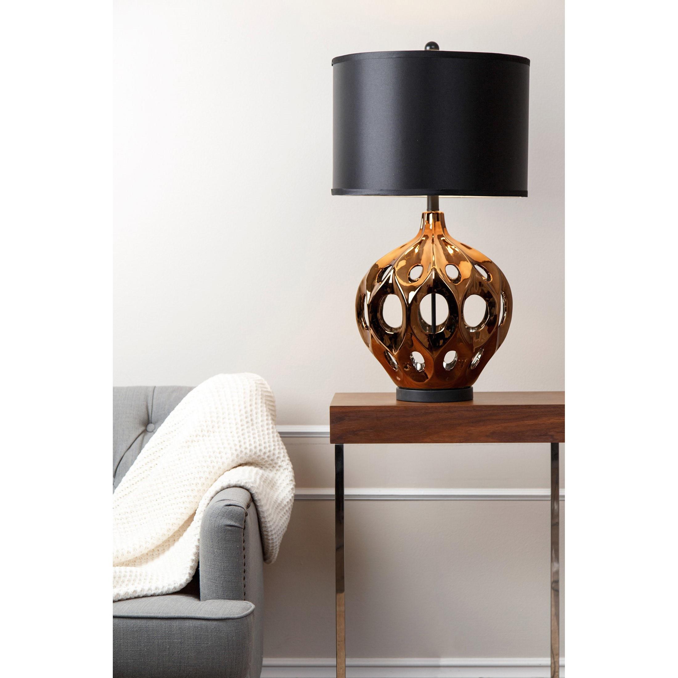 Abbyson Eva Ceramic Large Table Lamp - Free Shipping Today ...