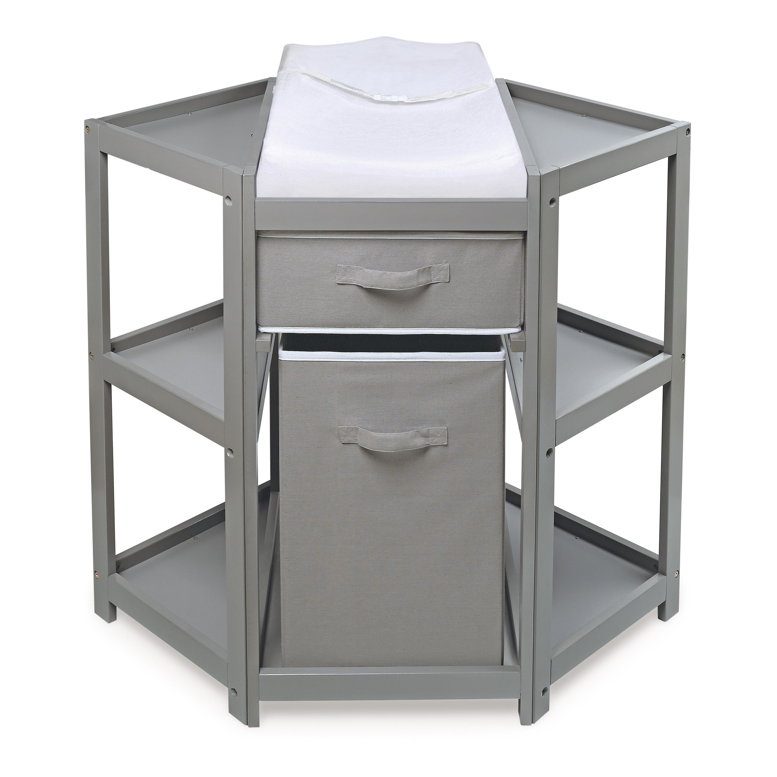 Superieur Shop Diaper Corner Baby Changing Table   Free Shipping Today    Overstock.com   9627159