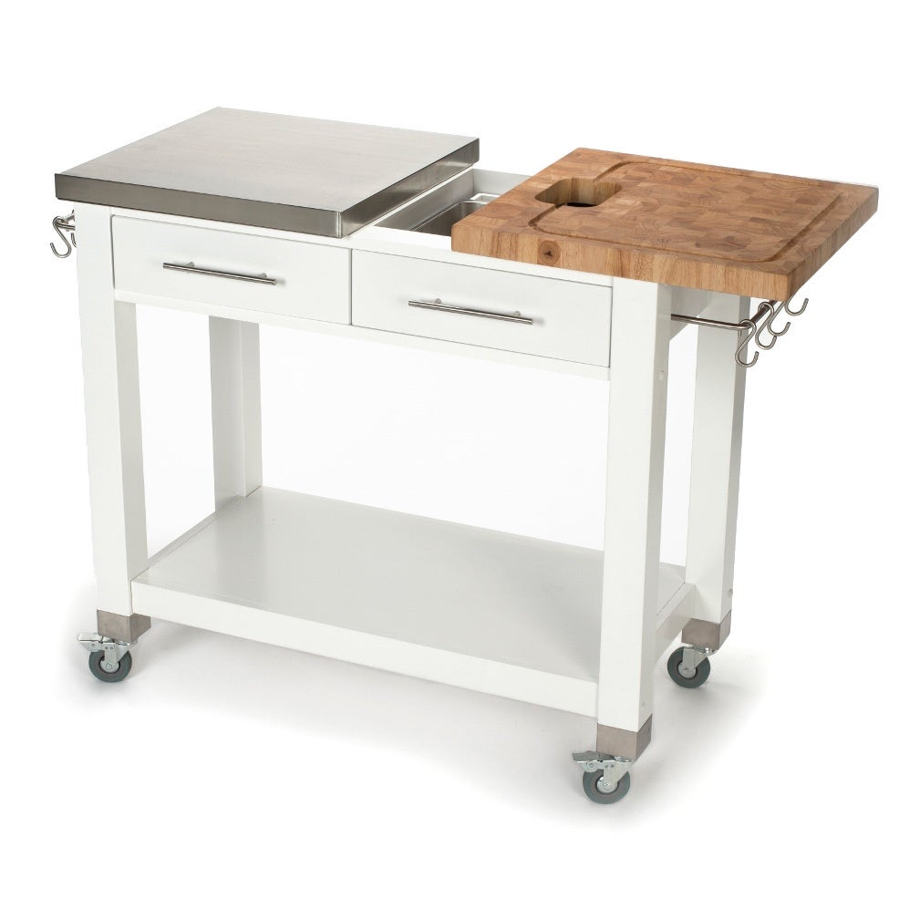 Chris and Chris Pro Chef Kitchen Workstation - Free Shipping Today ...