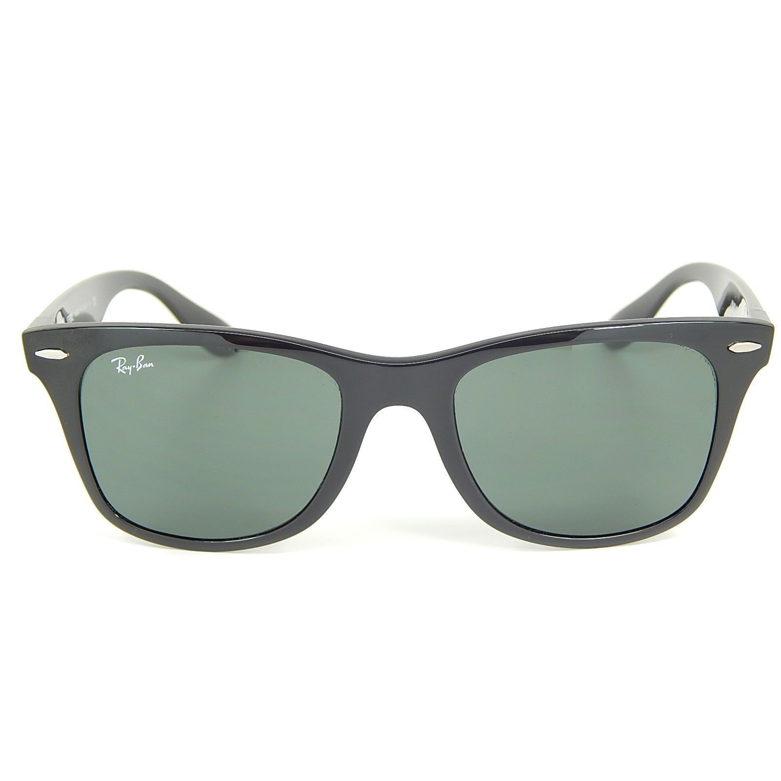 a562e26209 Shop Ray-Ban Unisex RB4195 Liteforce 601 71 Black Wayfarer Plastic  Sunglasses - Free Shipping Today - Overstock - 9632856