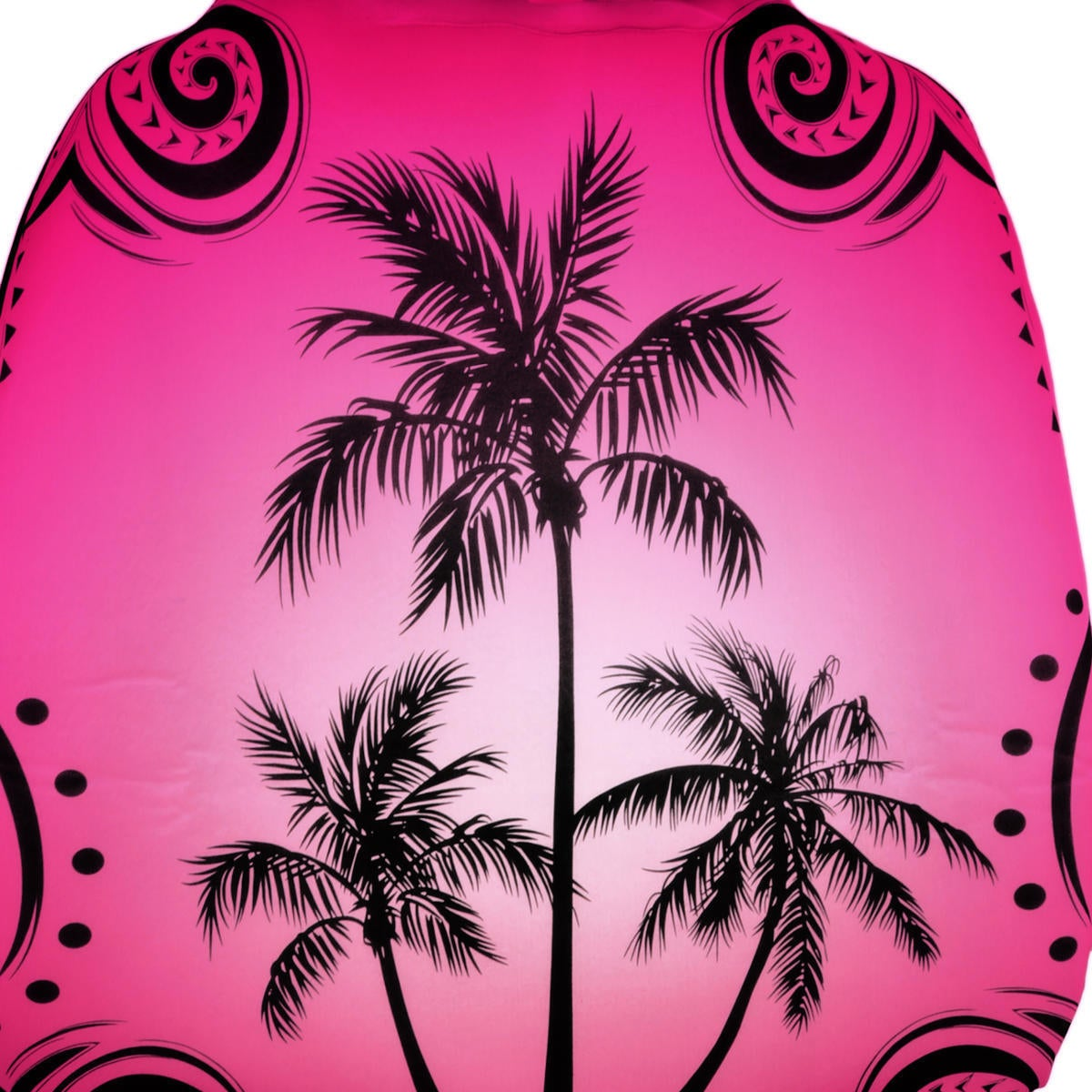 ab803271 Shop BDK Palm Tree Design Car Seat Covers Full Set (Universal Fit) - Free  Shipping On Orders Over $45 - Overstock - 9633062
