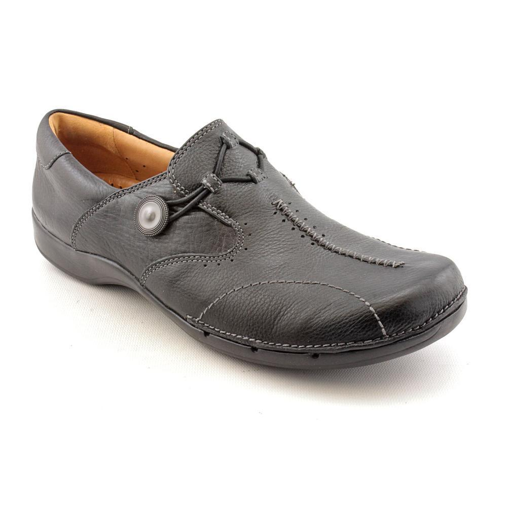 Shop Unstructured By Clarks Women's 'Un.Maple' Leather Casual Shoes -  Narrow - Free Shipping On Orders Over $45 - Overstock.com - 9643070