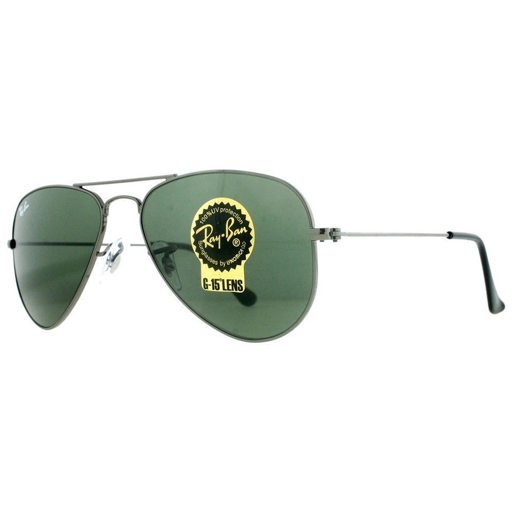 323cef88f0da Shop Ray-Ban RB3044 W3100 Aviator Small Metal Sunglasses - Free Shipping  Today - Overstock - 9643863