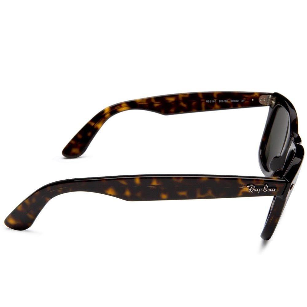 fdd53a779b4 Shop Ray-Ban New Wayfarer RB2132 Men Tortoise Green Polarized Sunglasses -  Free Shipping Today - Overstock - 9643866