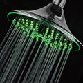 Dreamspa Extra-Large 8-inch Rainfall LED Shower Head