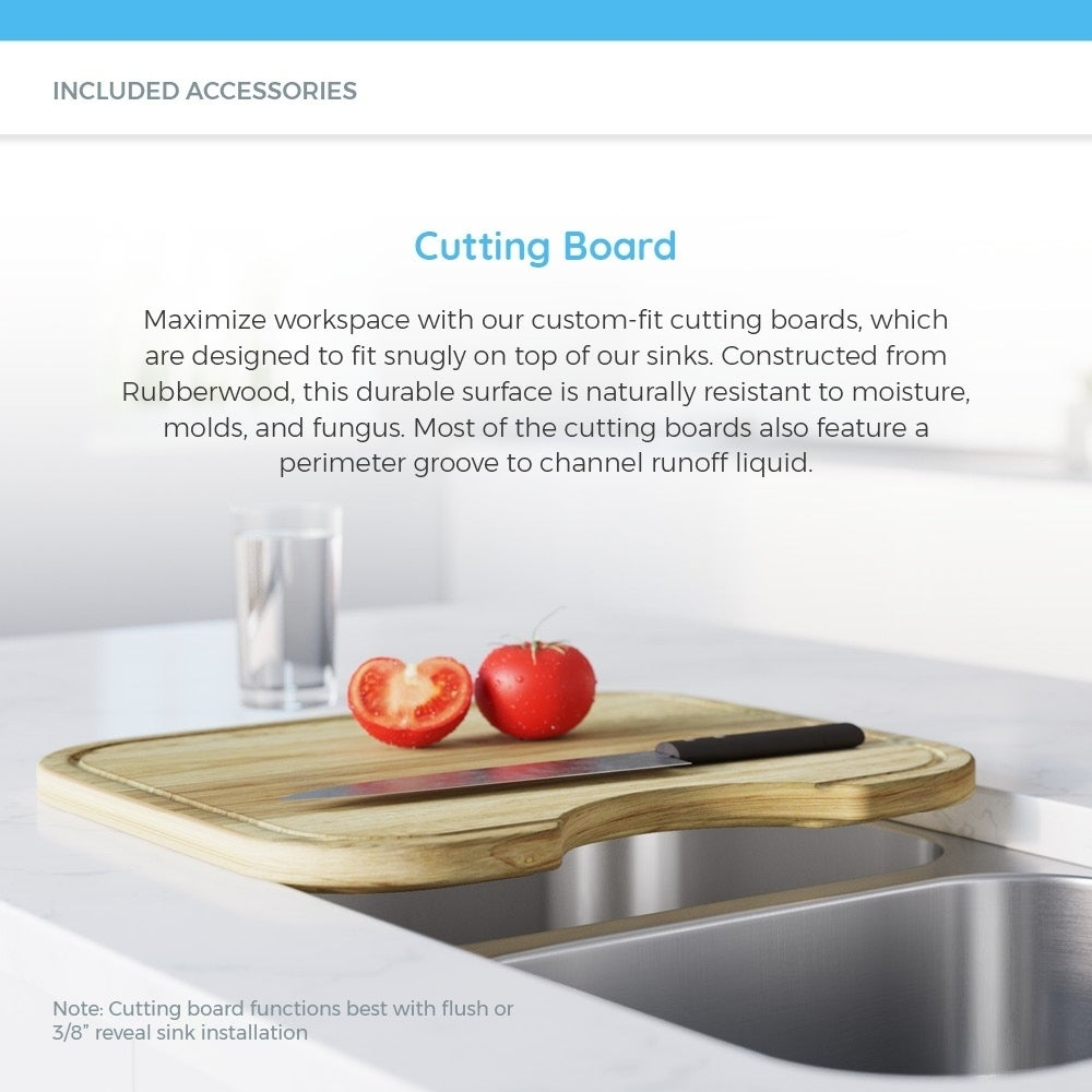 Best Cutting Board 2020 Shop 2020 Stainless Steel Sink, Cutting Board, Grid, and Basket