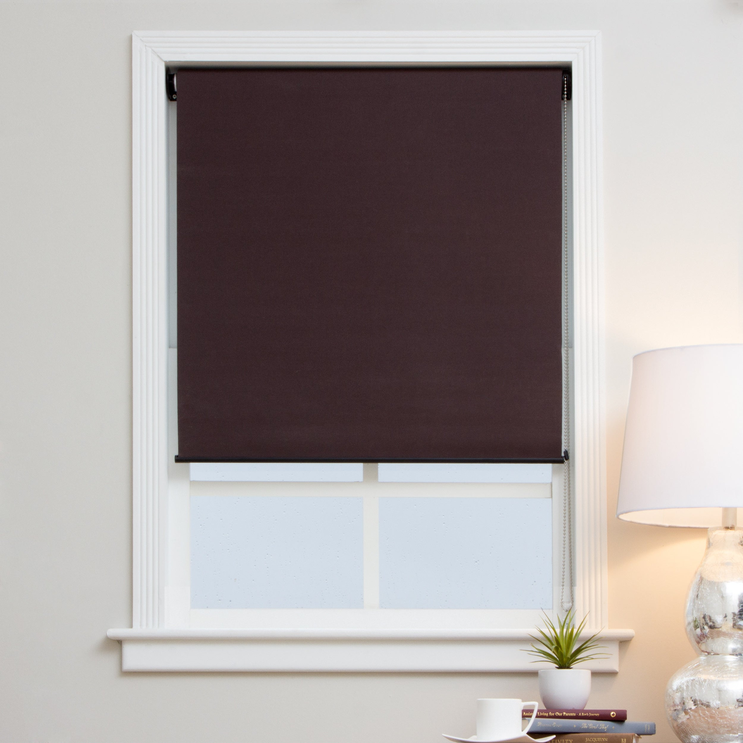 window blinds blind sun roll shade home living blackout up fabric outsunny roller outdoor