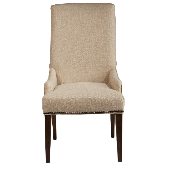 Shop Magnussen Rothman Upholstered Chairs (Set Of 2)   Free Shipping Today    Overstock.com   9657701