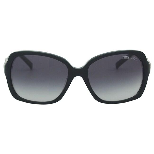 87322e815f40 Shop Jimmy Choo Women s  Lela S 807 JJ  Sunglasses - Ships To Canada -  Overstock - 9657810