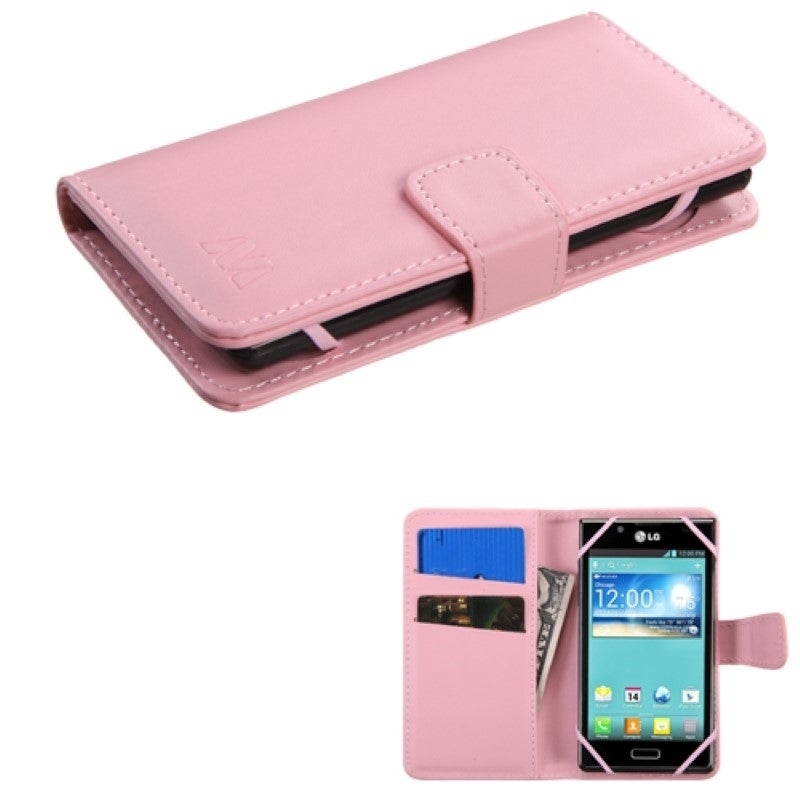 Universal Luxury Leather Magnetic Wallet Stand Case Cover For Nokia Lumia Cases, Covers & Skins