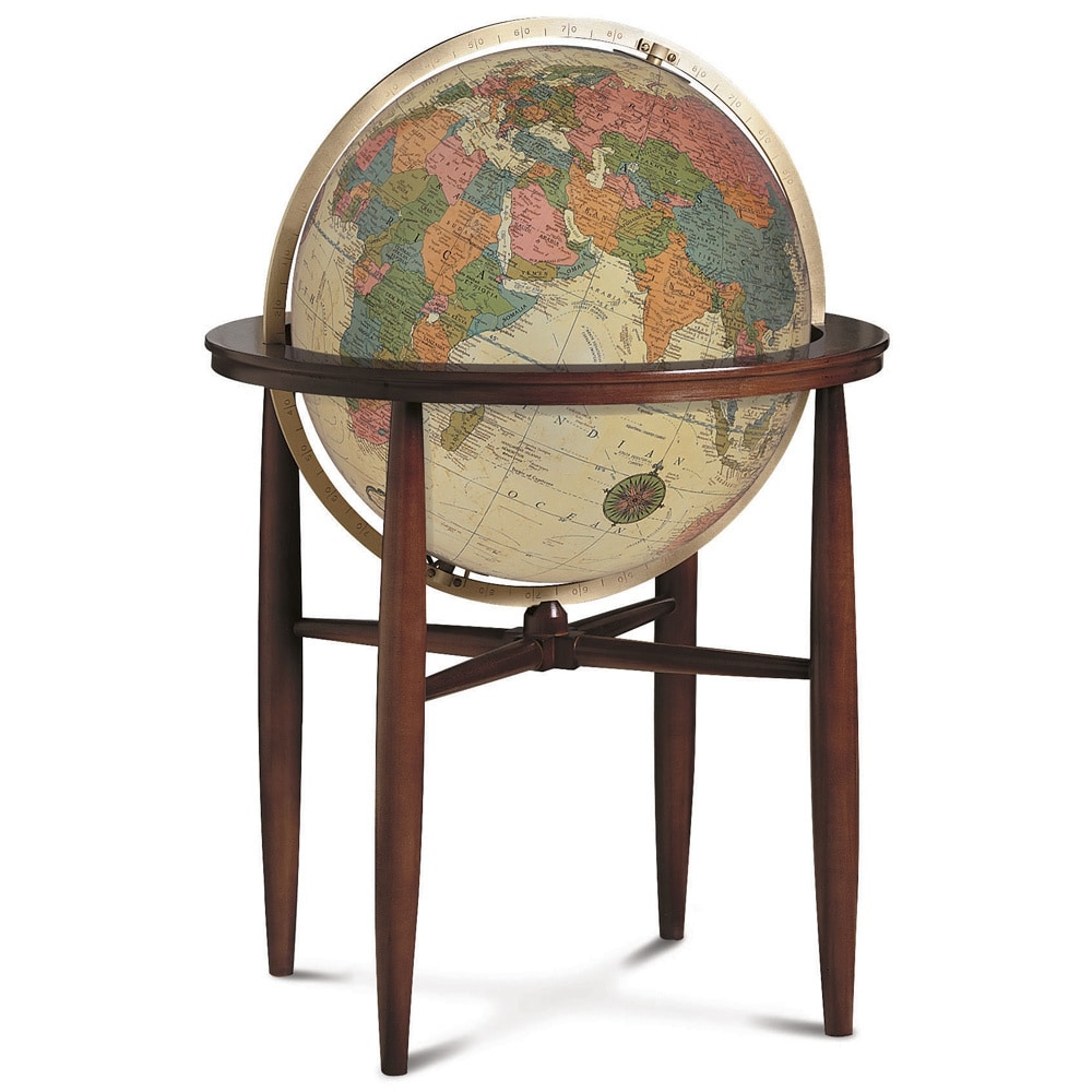 stand floor globe with basket mcnally whimzythyme rand vintage floors world pin half wooden by wood barrel magazine