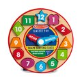 Shape Sorting Children's Clock