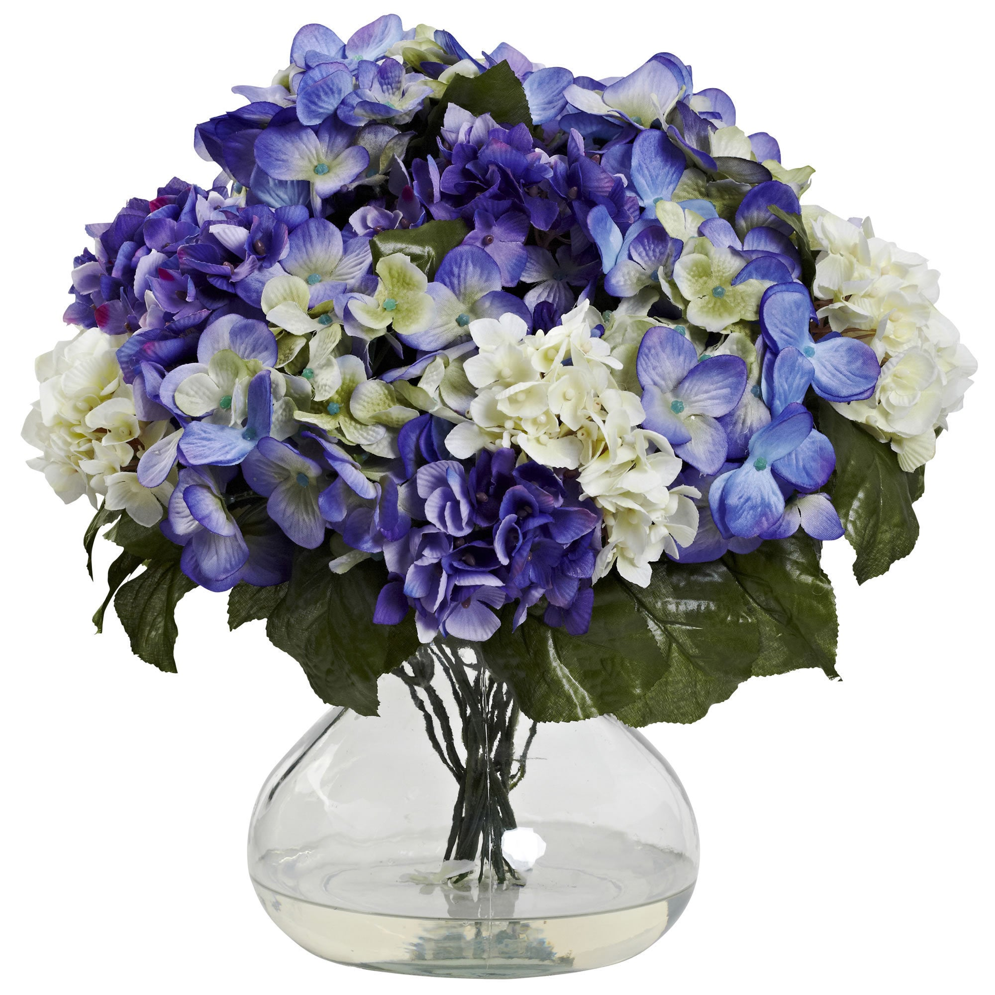 Shop large hydrangea arrangement free shipping today overstock