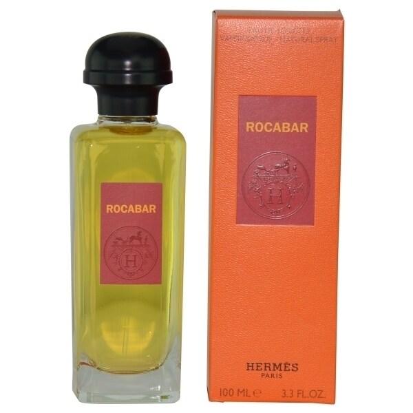 Shop Hermes Rocabar Men s 3.3-ounce Eau de Toilette Spray - Free Shipping  Today - Overstock.com - 9667020 43222cd5654