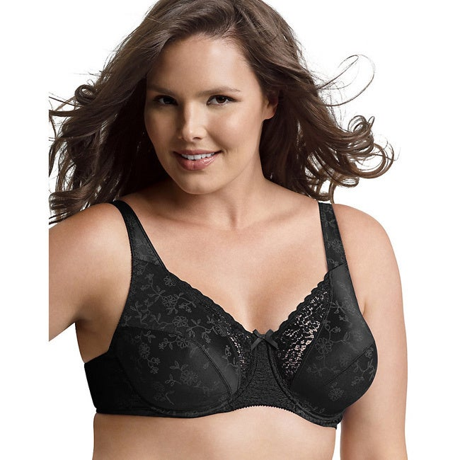 63dfce232 Shop Playtex Secrets Signature Florals Fuller Underwire Bra - Free Shipping  On Orders Over  45 - Overstock - 9670235