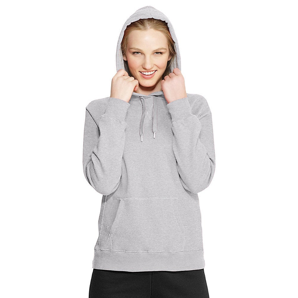 c181bea8a Shop Champion Women's Eco Fleece Pullover Hoodie - Free Shipping On Orders  Over $45 - Overstock - 9670686
