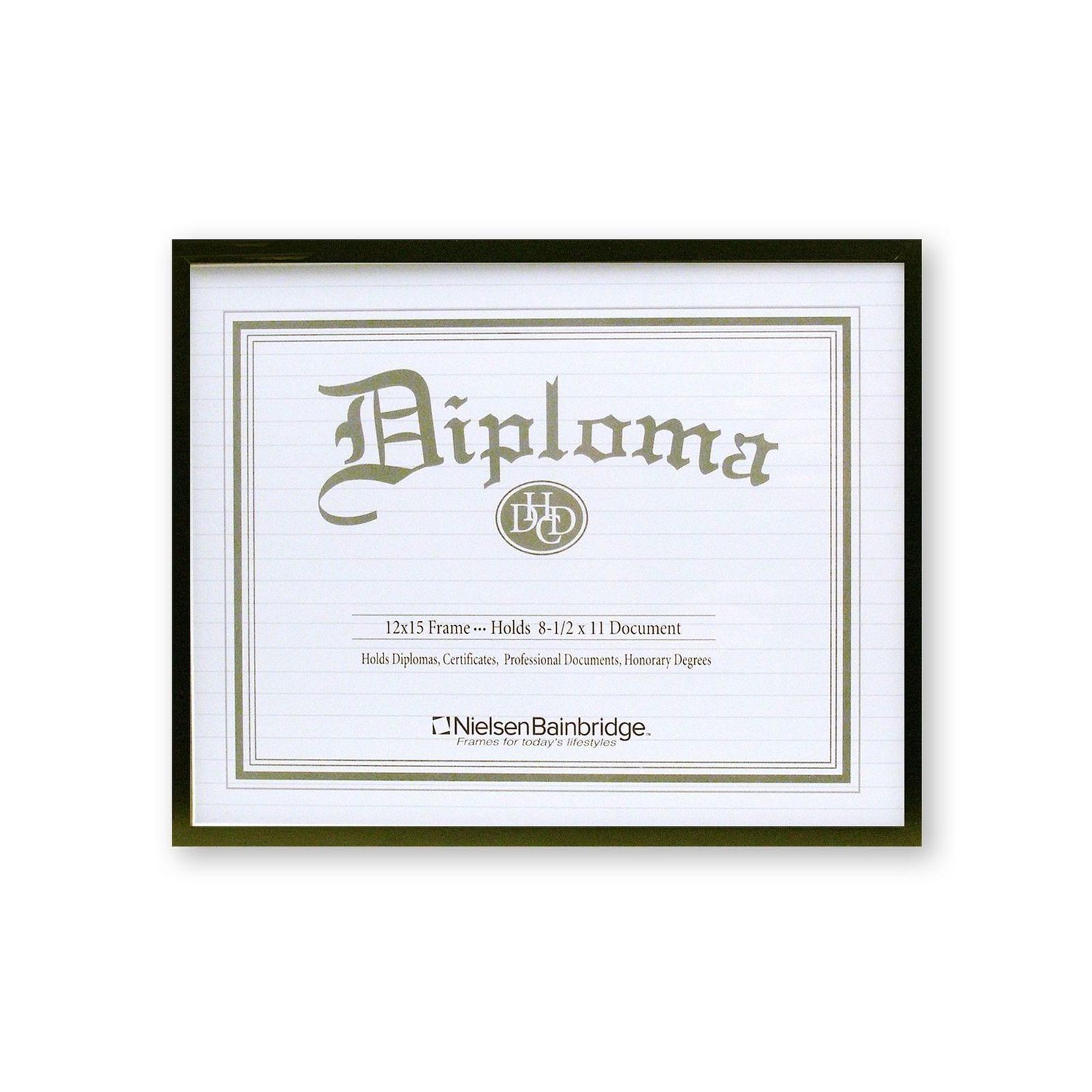 Shop Nielsen Bainbridge Certificate Frame Free Shipping On Orders