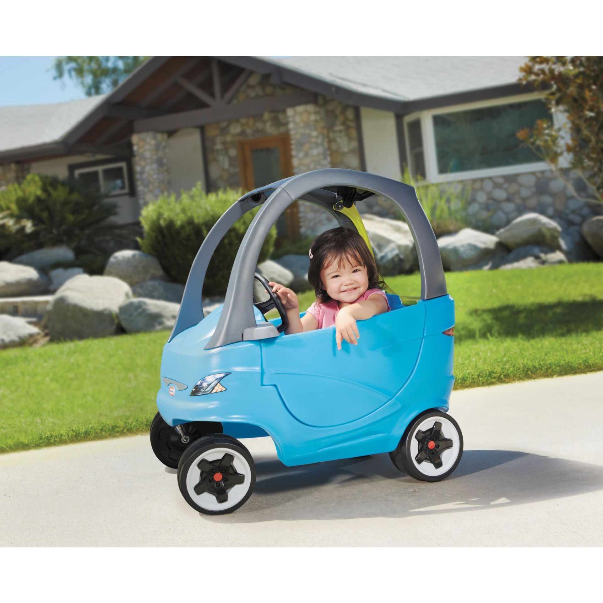 Shop Little Tikes Cozy Coupe Sport Kid\'s Car - Ships To Canada ...