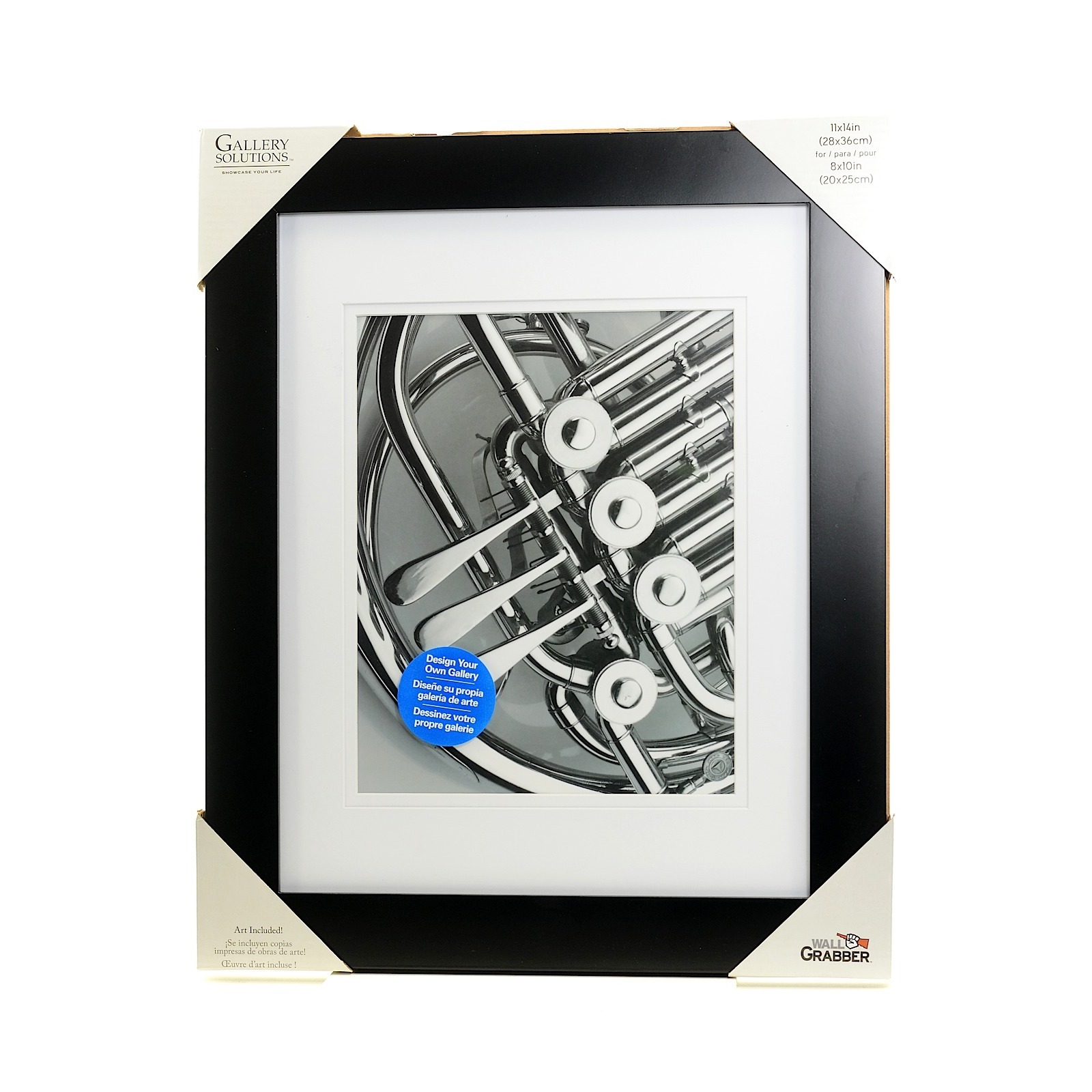 Pinnacle frames and accents gallery solutions wooden matted frame pinnacle frames and accents gallery solutions wooden matted frame free shipping on orders over 45 overstock 16859872 jeuxipadfo Choice Image