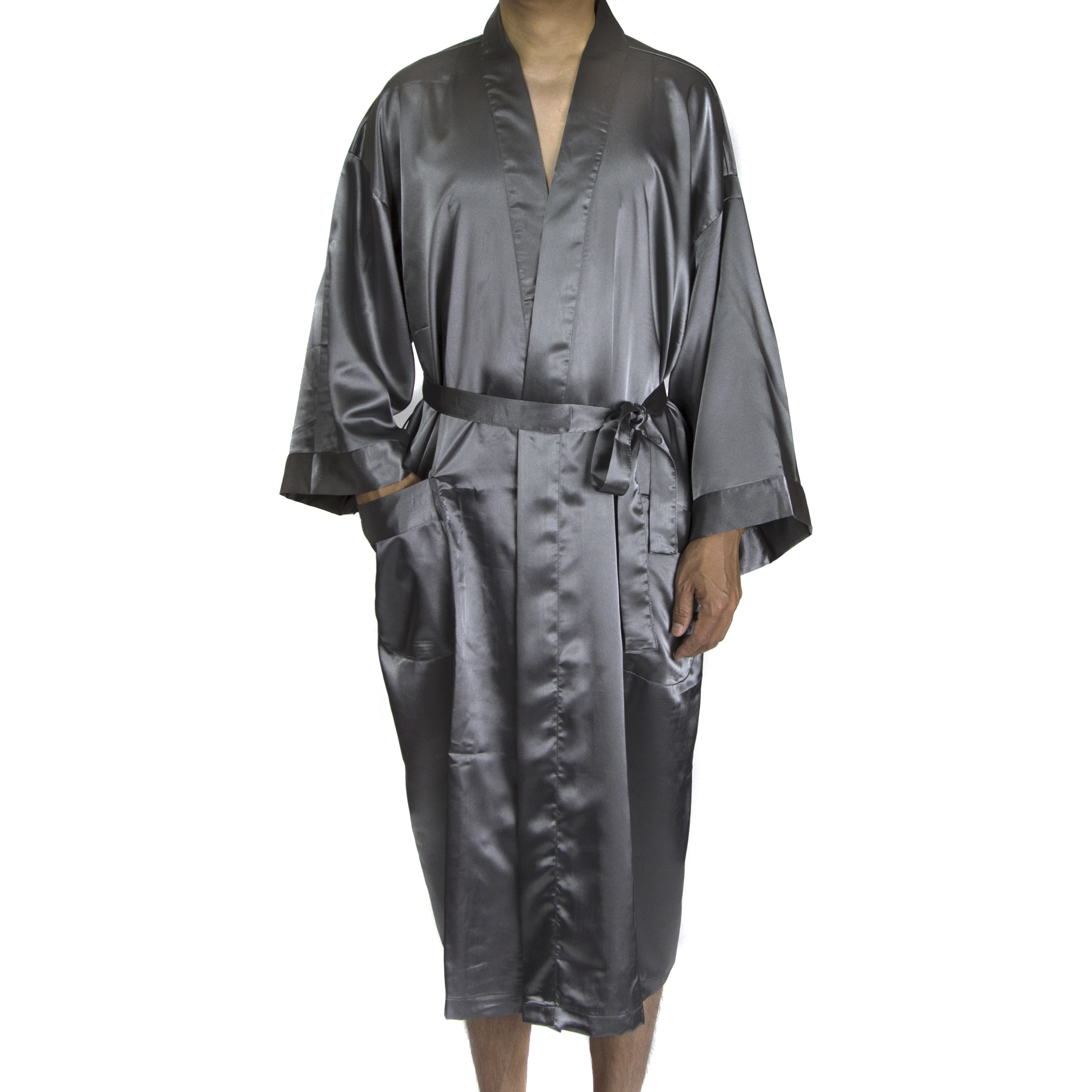 A silk robe should be in every wardrobe 95