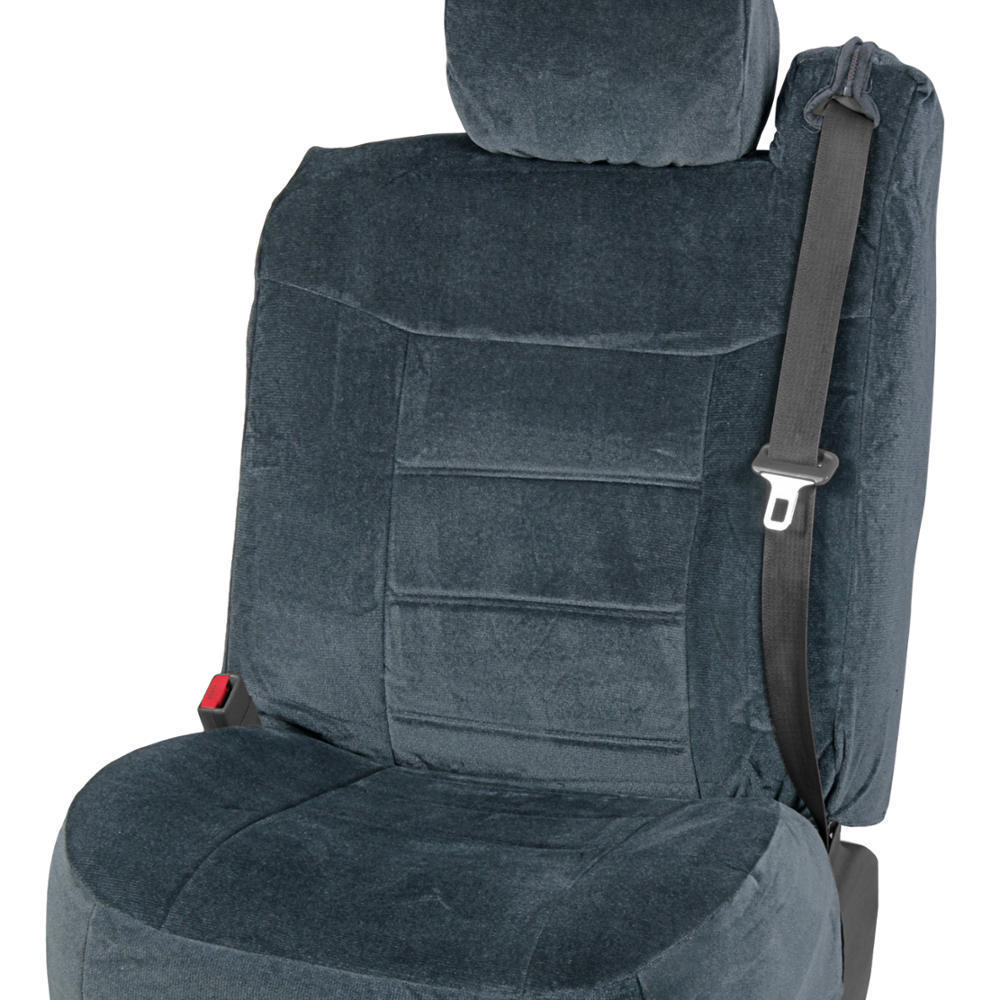 BDK 4 Piece Encore Fabric Front Truck Seat Covers