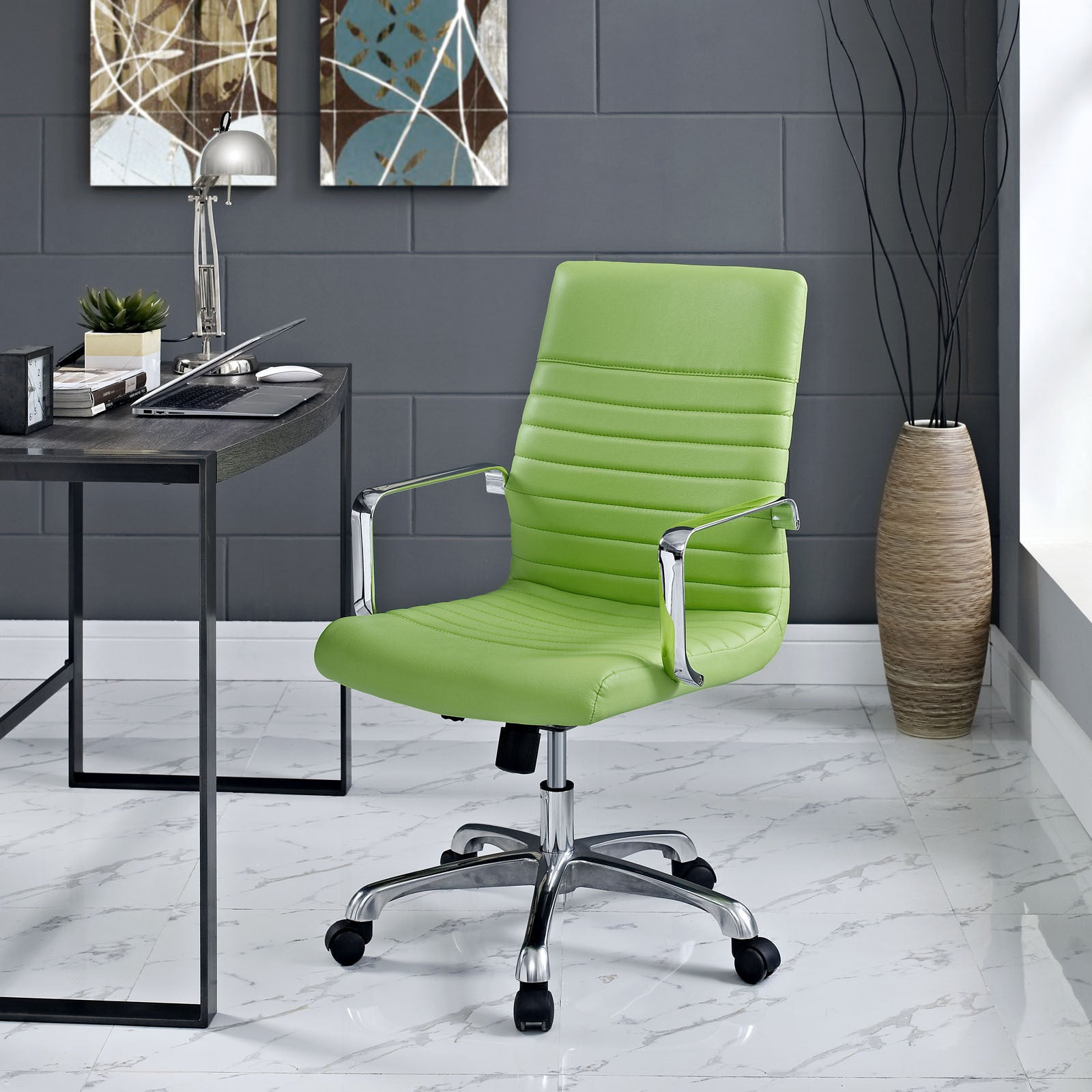 Finesse Mid back fice Chair Free Shipping Today Overstock