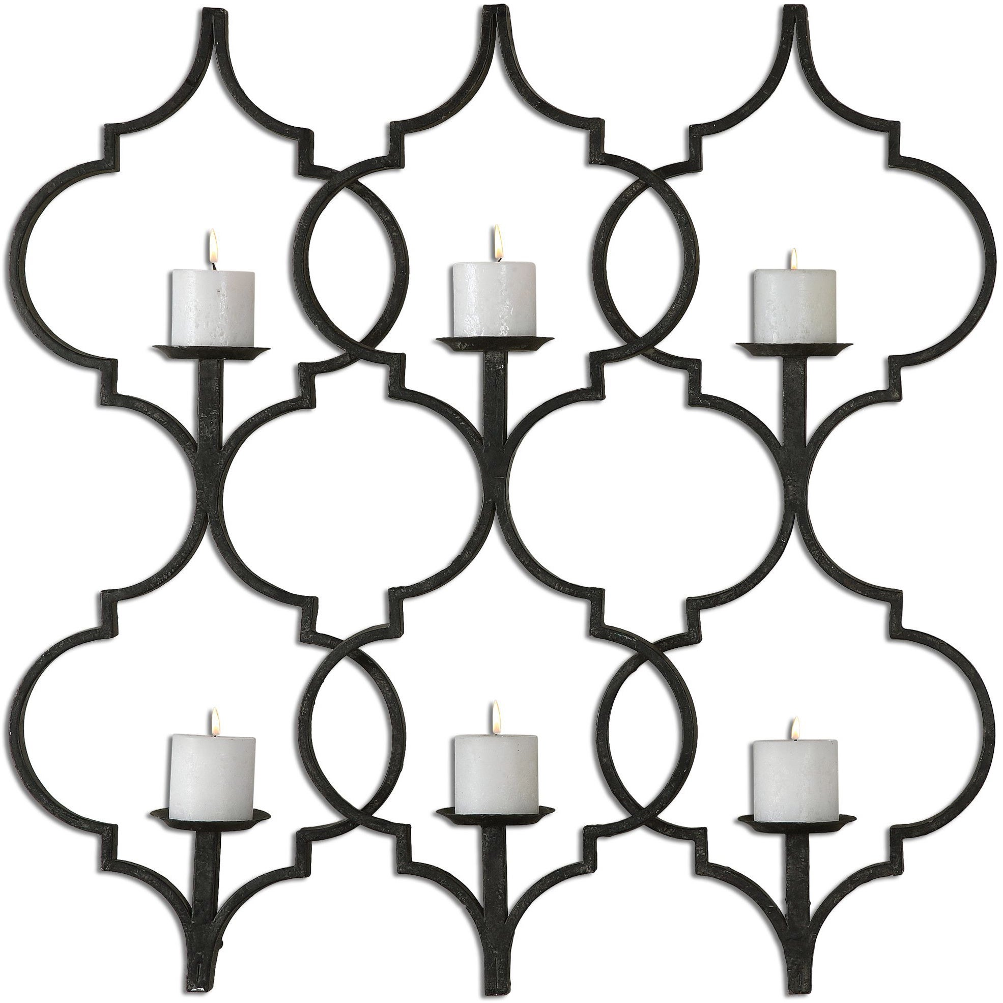 sconces uttermost fascination wall crystal pin sconce