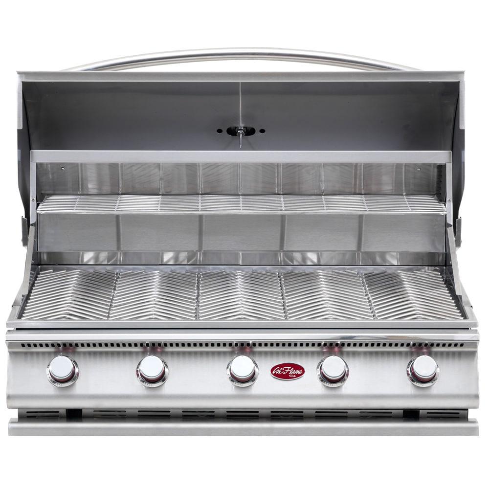 Cal Flame Gourmet Series Built In 5 Burner Gas Bbq Grill
