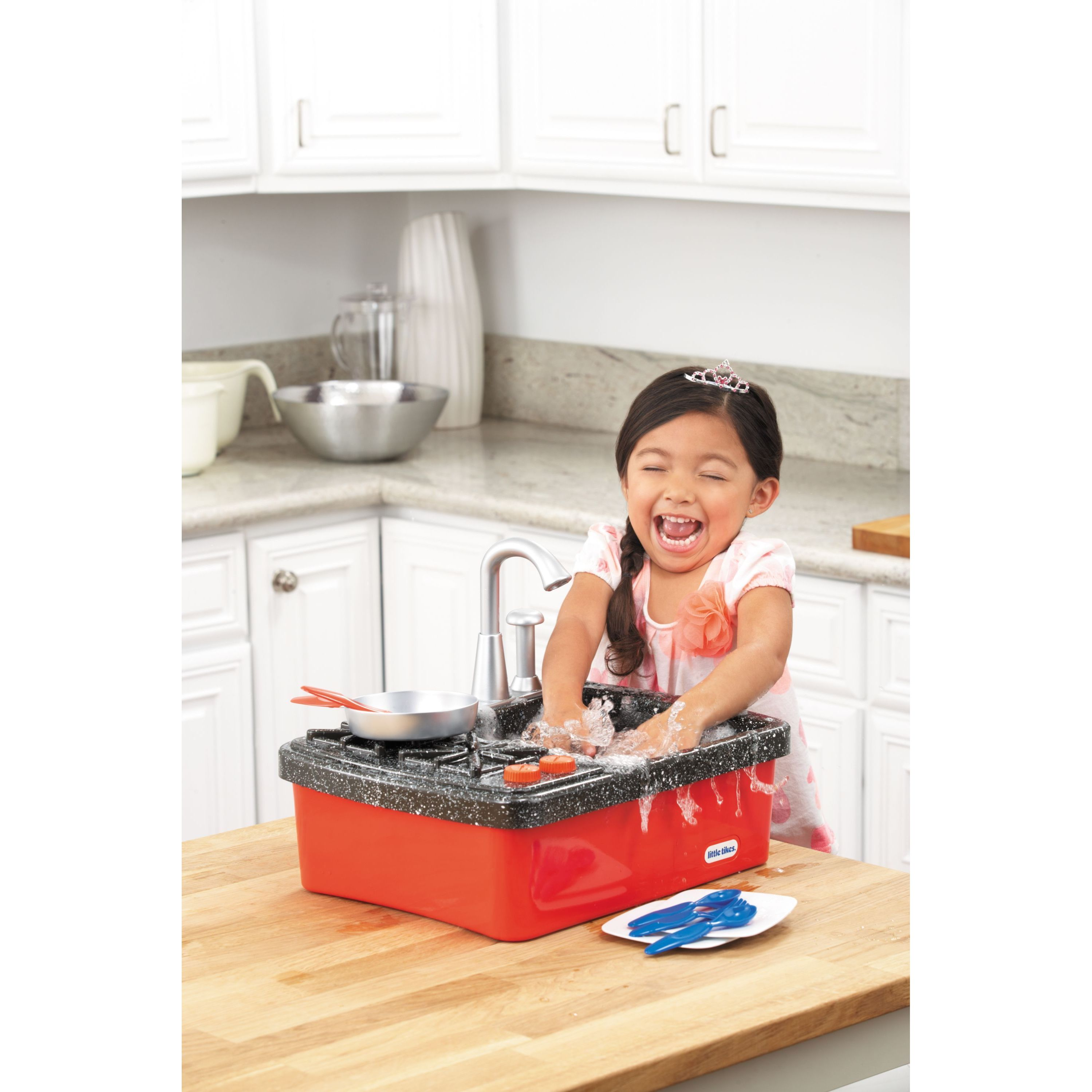 Little Tikes Splish Splash Sink and Stove - Free Shipping On Orders ...