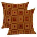 Metro 17-inch Throw Pillows (Set of 2)