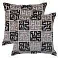 Zamora 17-inch Throw Pillows (Set of 2)