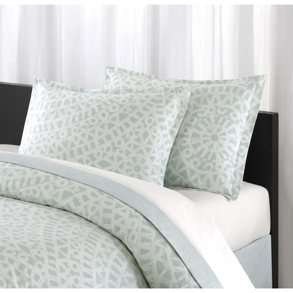 4a0b89f300e15 Echo Design Mykonos Cotton Standard Sham