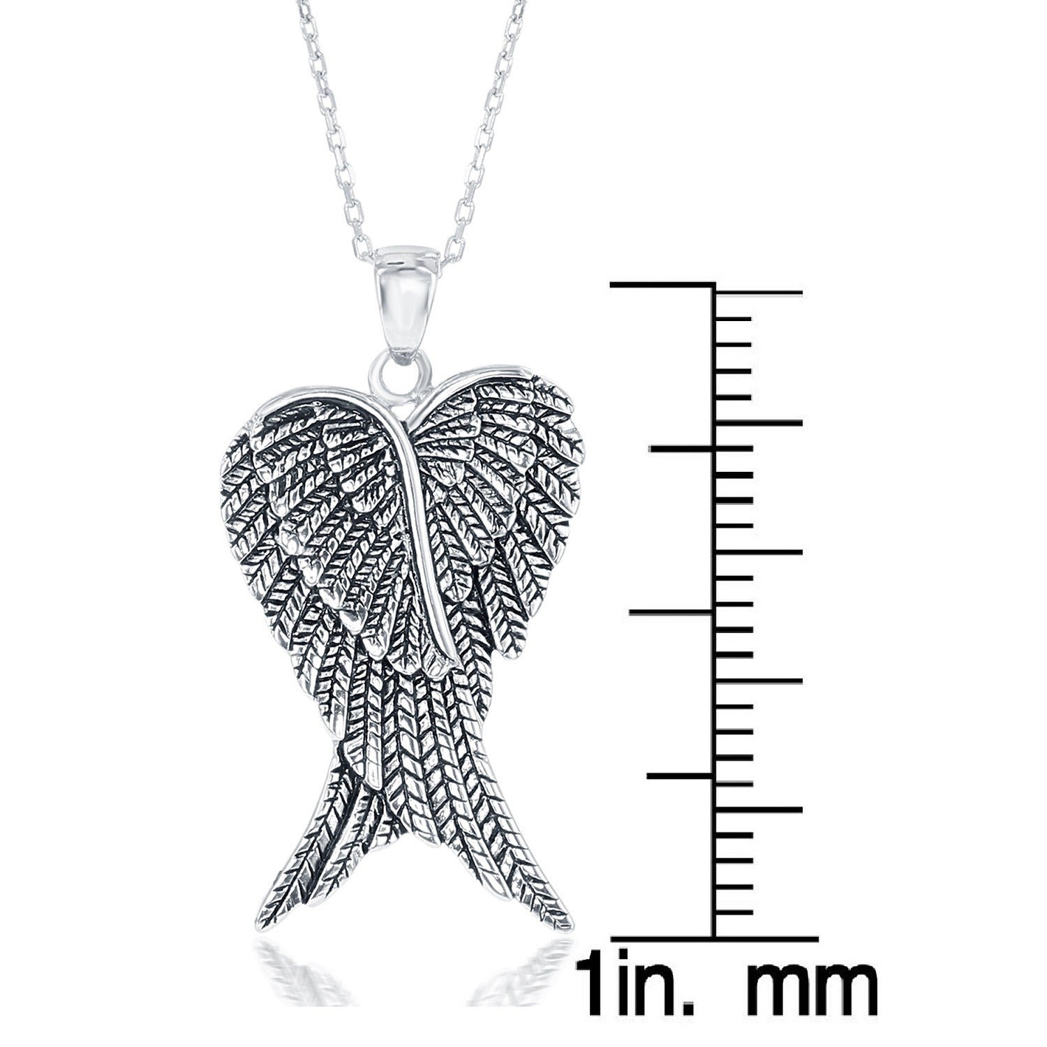 pendant wings sandi collections pendants angel virtual library of pointe