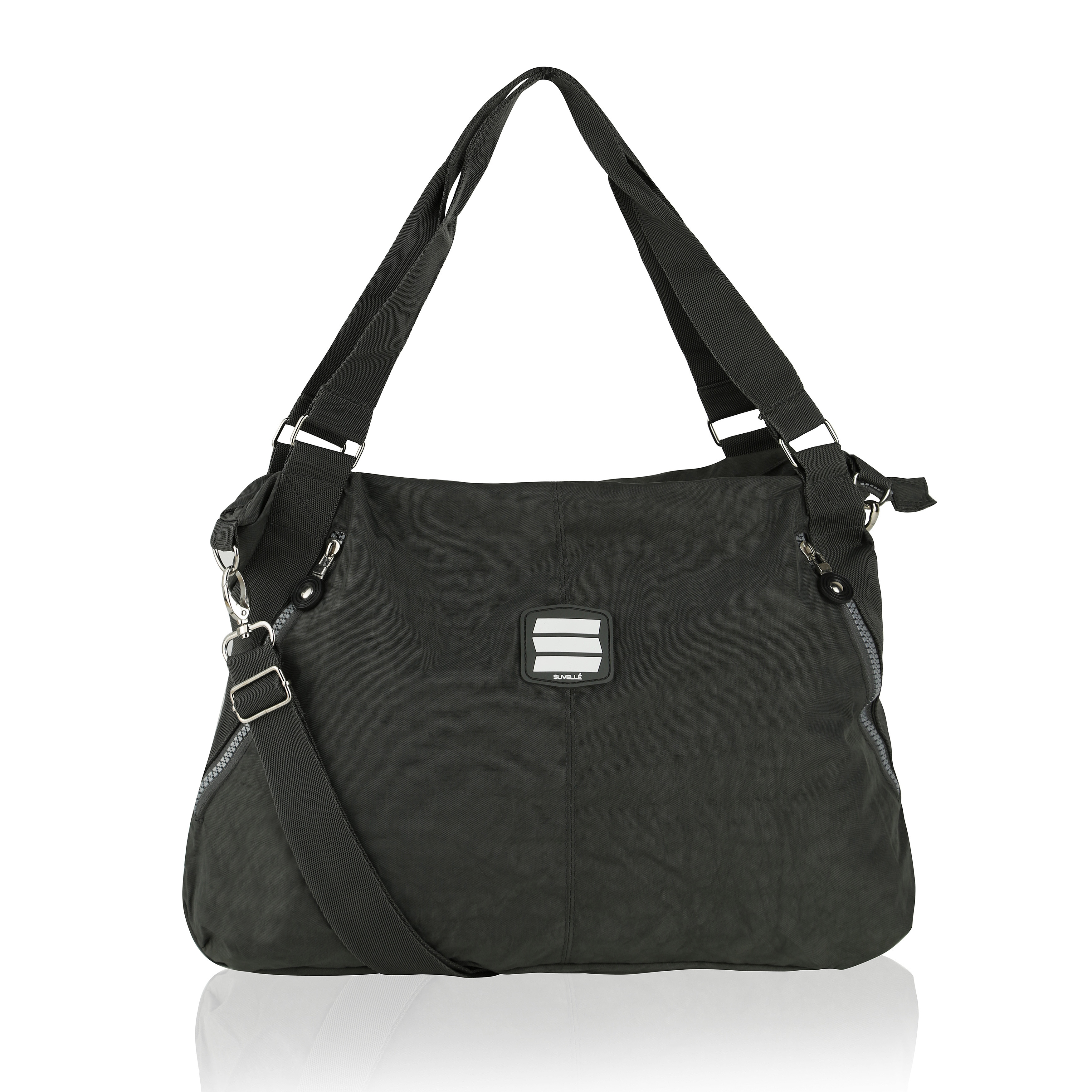 Shop Suvelle 1932 Large Tote Travel Crossbody Bag - L - Free ... 3ea4647d823