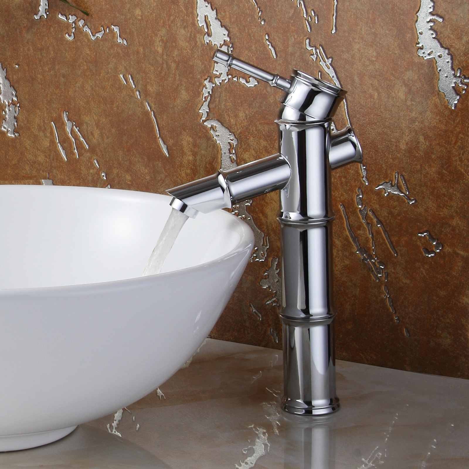 ELITE 882006 Single Handle Lever Lavatory Faucet - Free Shipping ...