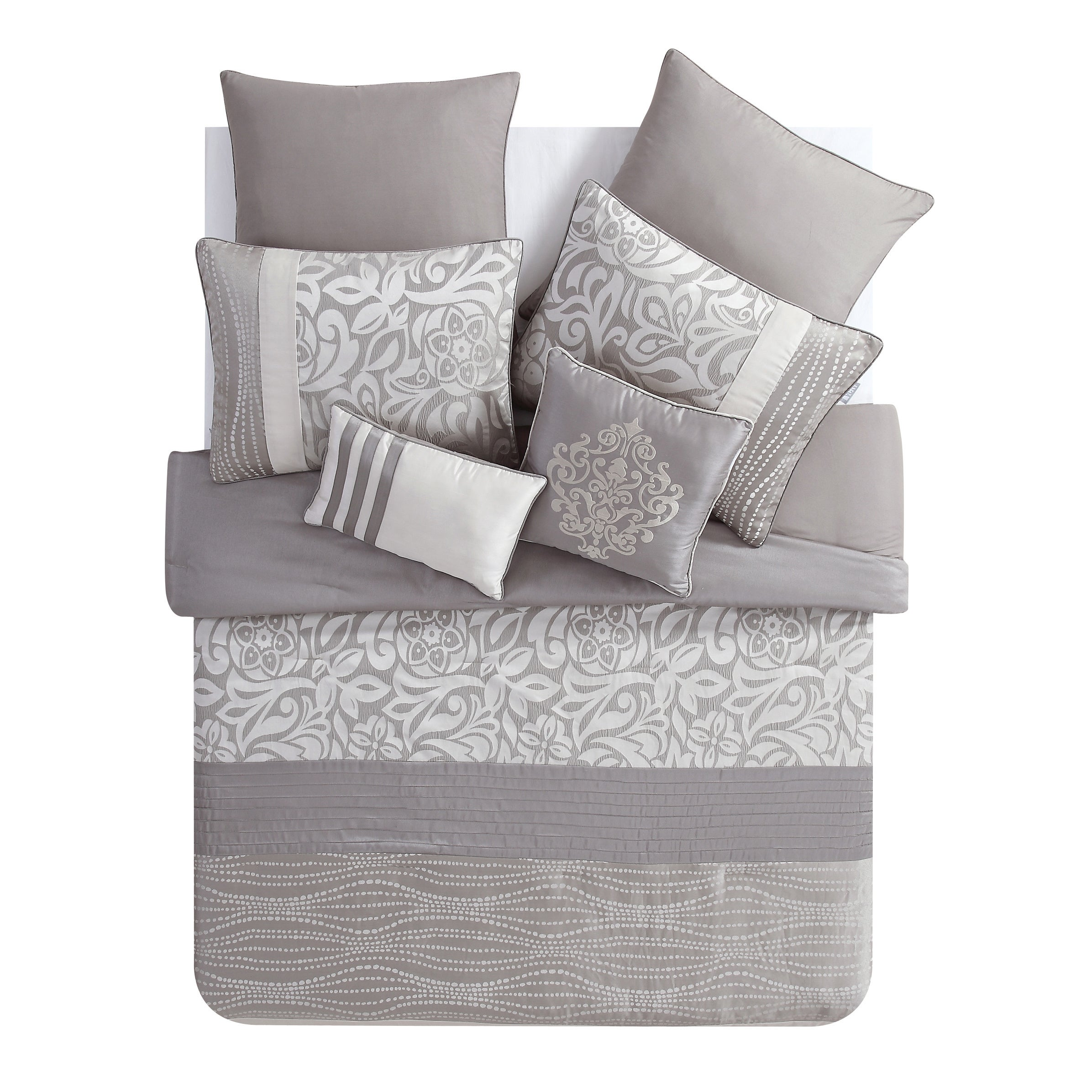 0058310bed4 Shop VCNY Arcadia Comforter Set - On Sale - Free Shipping Today - Overstock  - 9754009
