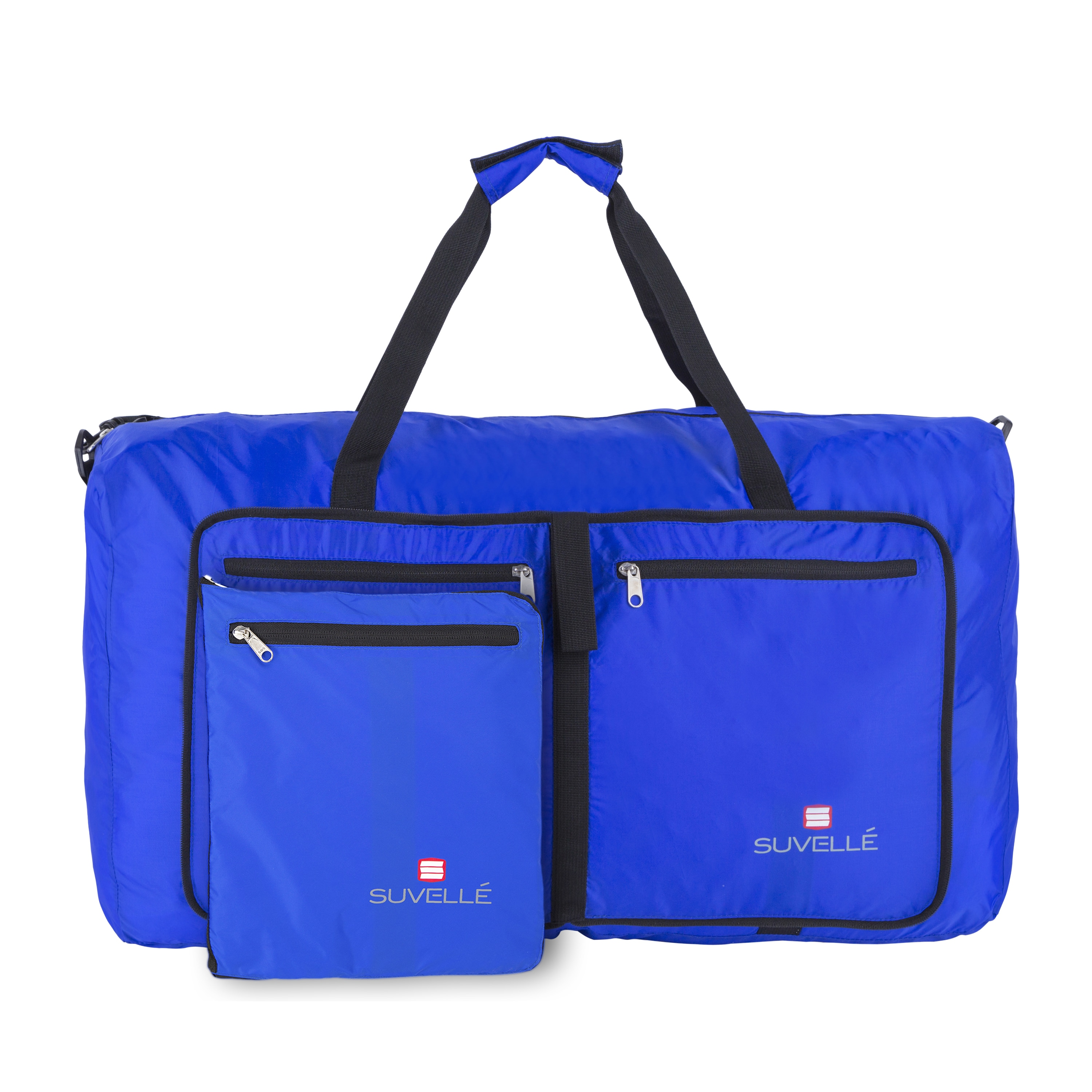 a9b1ab3fd6e3 Shop Suvelle Travel Duffel Bag 29-inch Foldable Lightweight Duffle Bag - Free  Shipping On Orders Over  45 - Overstock - 9765357