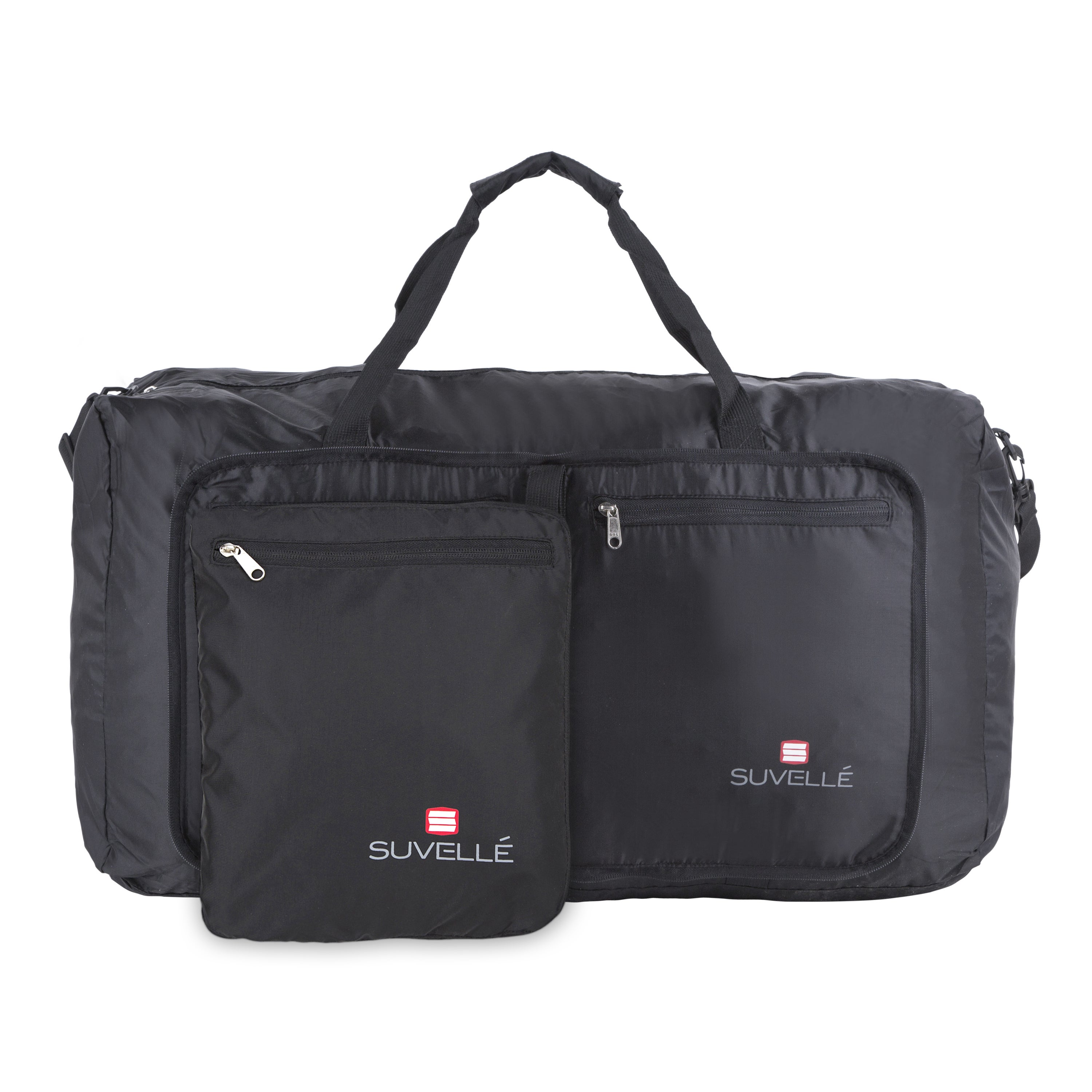 d05808250 Shop Suvelle Travel Duffel Bag 29-inch Foldable Lightweight Duffle Bag - On  Sale - Free Shipping On Orders Over $45 - Overstock - 9765357