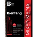 "Bienfang Mixed Media Paper Pad 9""X12""-40 Sheets"